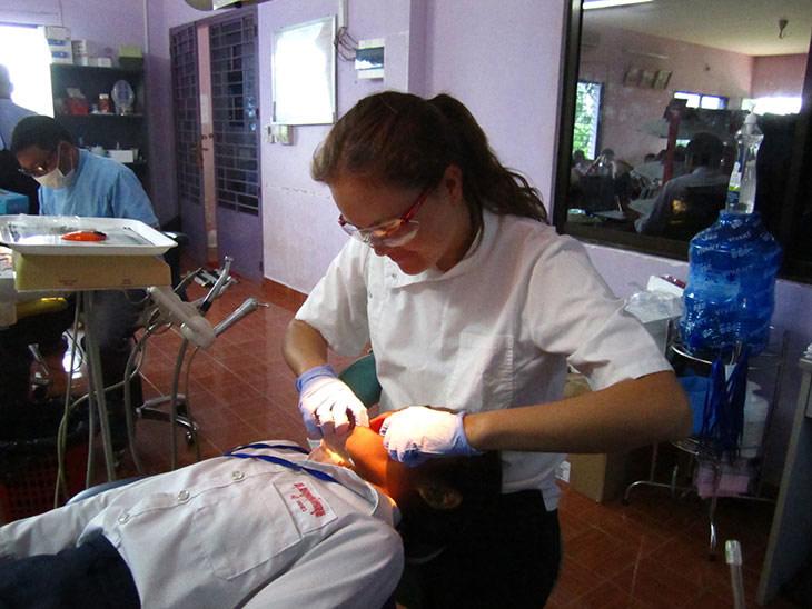 Helping Kids in Combodia