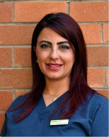 Dr Farah Hares
