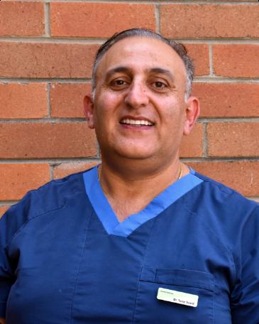Dr Tony Saad