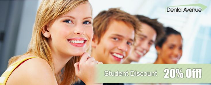 parramatta dental avenue student discount 20 percent off